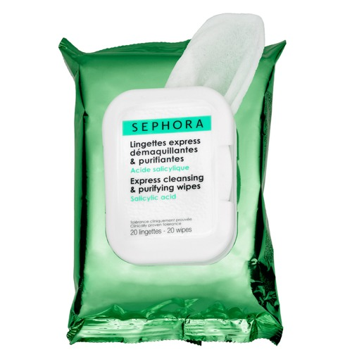 Closeup   cleansing 20and 20purifying 20wipe