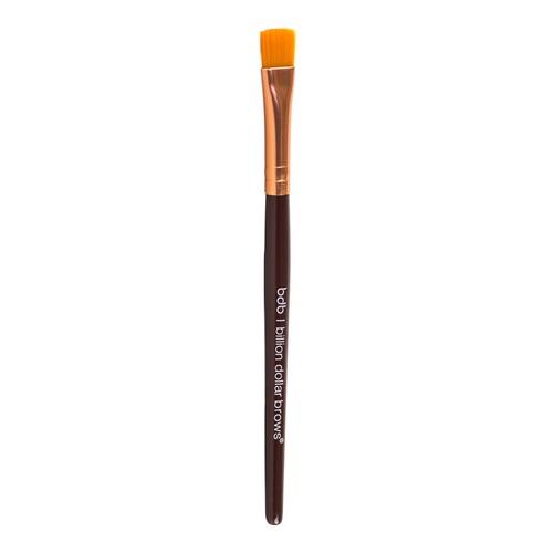 Closeup   smudge brush