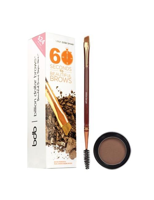 Closeup   60 secs to beautiful brows