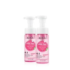 Pink Acne Free Foam Mousse (X2)