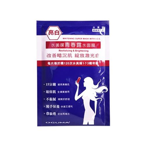 Closeup   oguma gwp mask blue