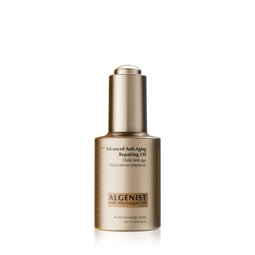 Closeup   advanced anti aging repairing oil web