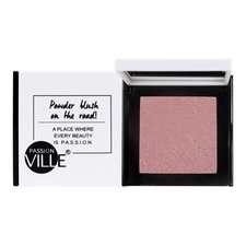 Powder Blush On The Road   Shimmer