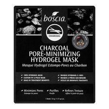 Pore Minimizing Hydrogel Mask