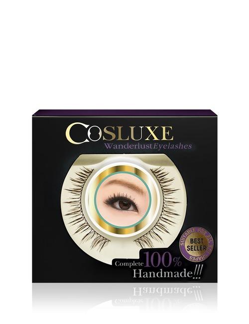 Closeup   cosluxe cosluxewanderlusteyelashes natural 1 05