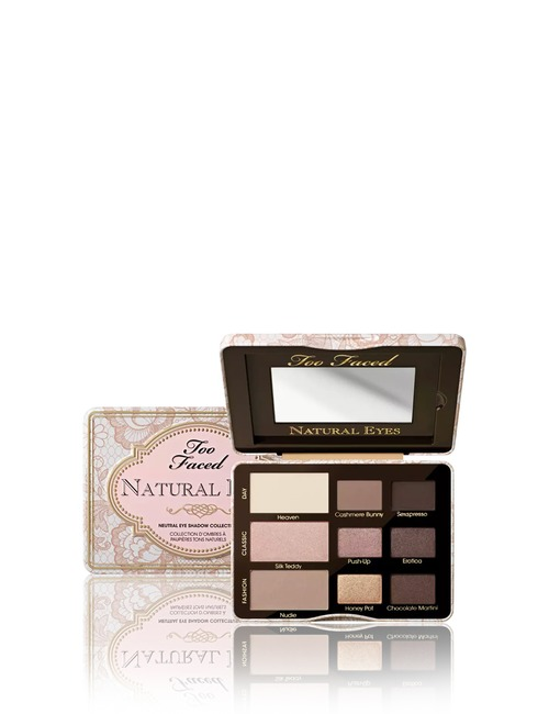Closeup   too faced natural eye palette