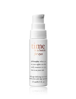 Time In A Bottle For Eyes Daily Anti Aging Eye Serum