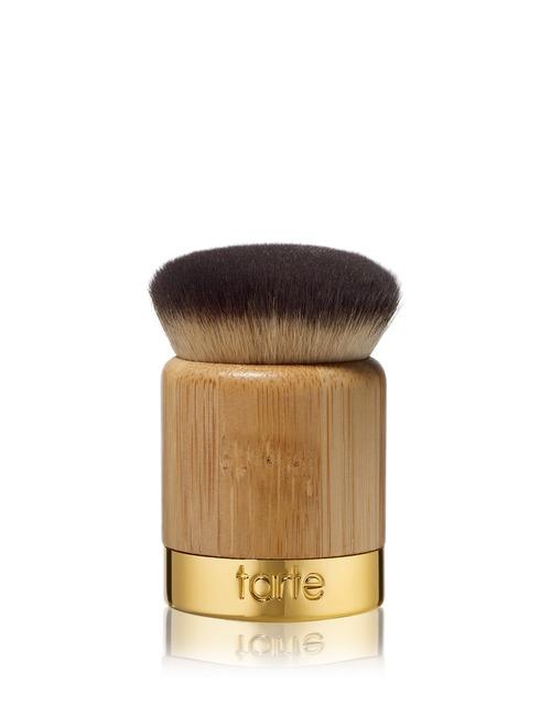 Closeup   airbuki bamboo powder foundation brush